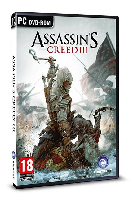 Assassin's Creed III Deluxe Edition PC (Season Pass inclus)