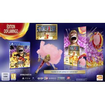 [Adhérents] One Piece Pirates Warriors 3 sur PS4 - Edition Doflamingo + 10€ Chèque-Cadeau