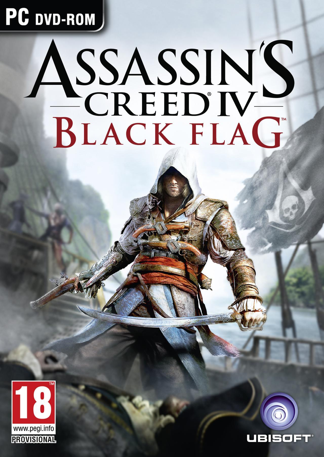Assassin's Creed IV : Black Flag sur PC (Dématérialisé - Uplay)