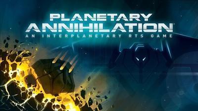 Jeu Planetary Annihilation sur PC/Mac/Linux  (Dématérialisé Steam)