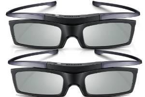 2 paires de lunettes 3D actives Samsung SSG-P51002