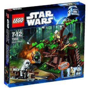 50% sur Lego Star Wars - L'Attaque Ewok