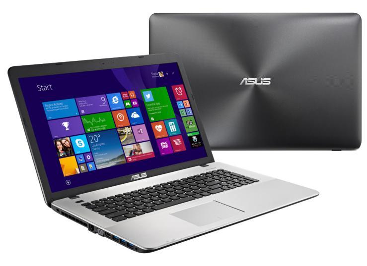 """PC Portable 17.3"""" Asus R752LB-TY112H - Intel i7-5500U, 6 Go de Ram, 1 To, GeForce GT940M"""