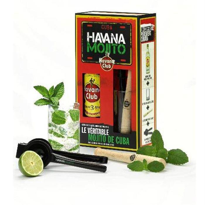 Coffret Mojito Havana Club