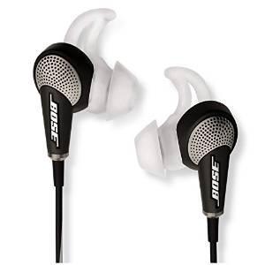 Écouteur intra Bose QuietComfort 20 avec réduction de bruit active