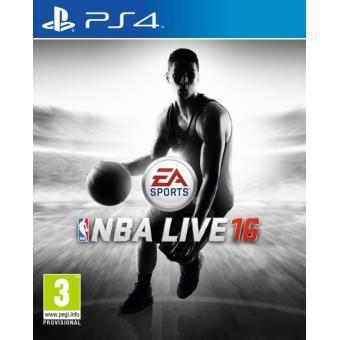 NBA Live 16 sur PS4 et Xbox