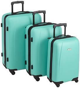 Set de 3 valises Clipper