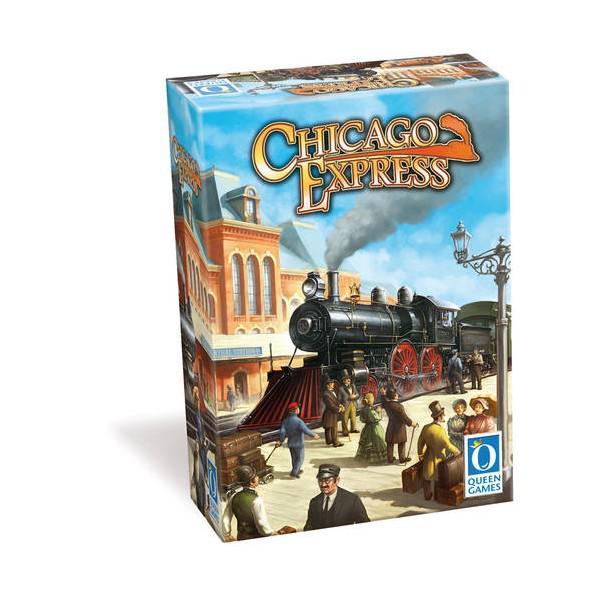 Sélection de jeux de société en promo - Ex : Chicago Express