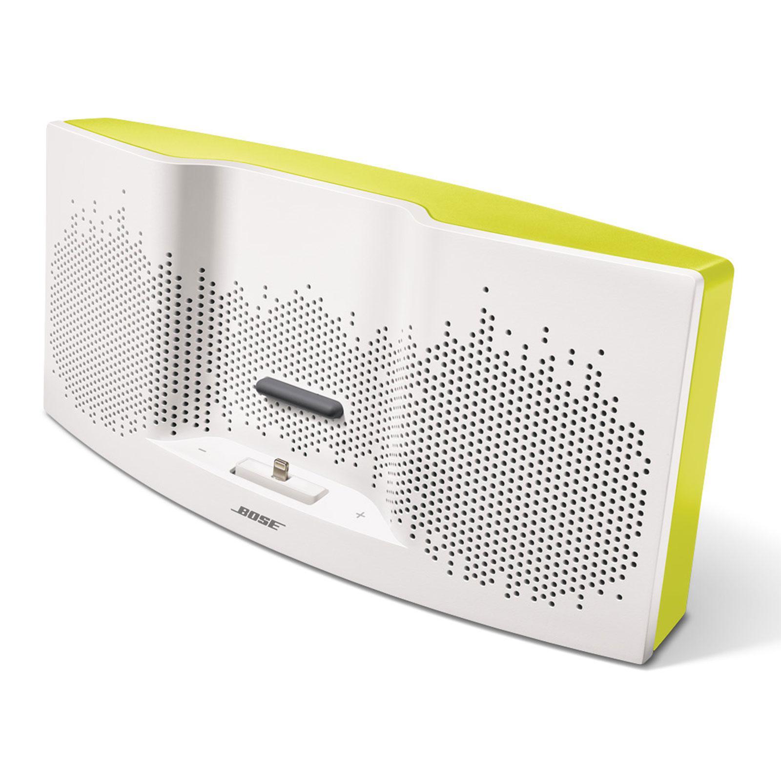 [Adhérent] Enceinte Bose Soundock XT Yellow