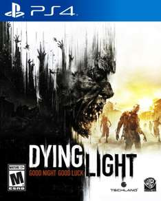 Dying Light Be The Zombie Edition sur PS4