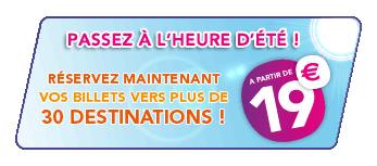 Billets TGV en promo