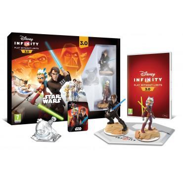 Pack de démarrage Disney Infinity 3.0 : Star Wars + 2 figurines gratuites  PS4