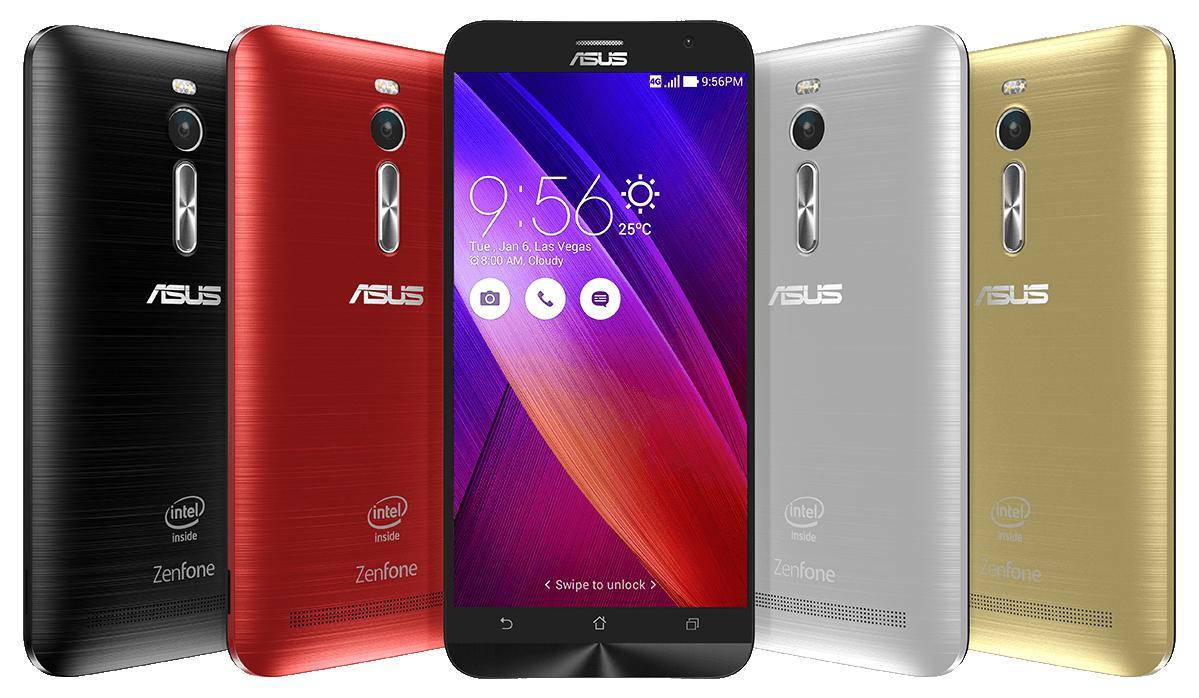 """Smartphone Zenfone 2 Asus ZE551ML 5.5"""" 32Go"""