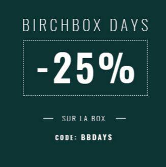 Box mensuelle Birchbox x Ba&sh