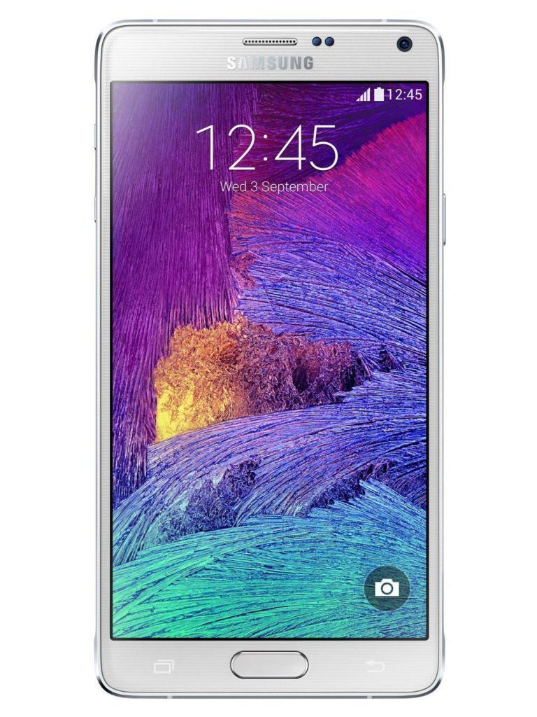 "Smartphone 5.7"" Samsung Galaxy Note 4 - 32Go"