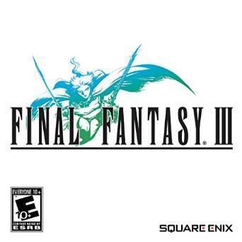 Sélection de jeux PC en promotion - Ex : Final Fantasy III sur PC (dématérialisé - Steam)