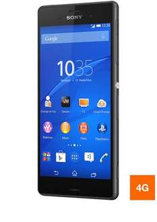 "Smartphone 5.2"" Sony Z3  (Snapdragon 801, 3 Go de Ram, 16 Go Rom)"