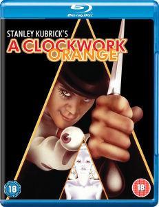 Blu-ray Orange Mécanique de Stanley Kubrick