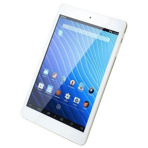 "Tablette 7.85"" NuVision - Intel Atom - 16 Go - Reconditionnée"