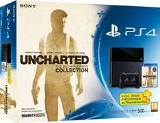 [Adhérents] Console PS4 500Go + Uncharted The Nathan Drake Collection + PS Plus 3 mois