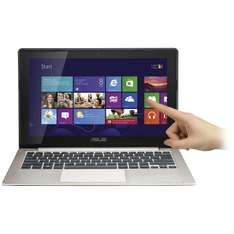 "Asus VivoBook X202E-DH31T 11.6"" Tactile 336€ fdpin (i3, 500Go W8...) clavier Qwerty"