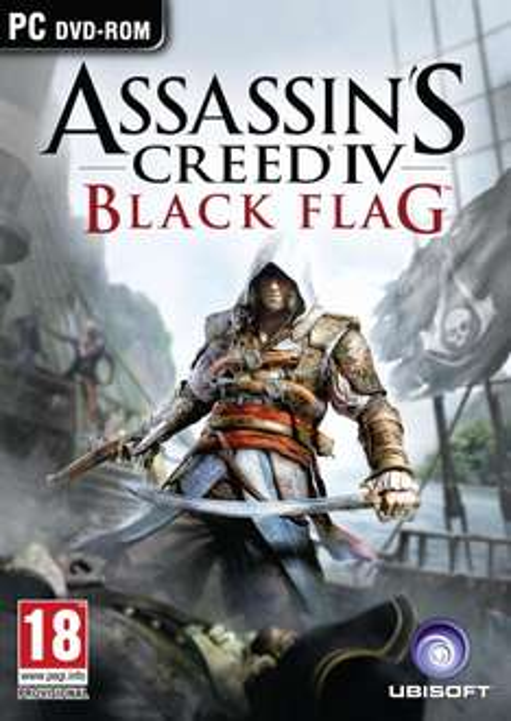 Assassin's Creed Black Flag sur PC