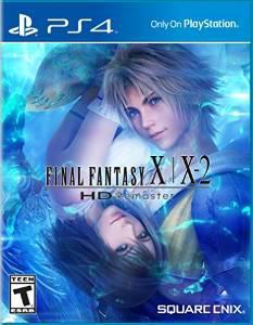Final Fantasy  X|X-2 HD Remaster (Dématérialisé) - PS4