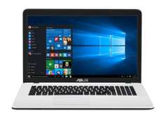 "PC portable 17,3"" Asus Premium K751LX-TY077T : i5U, 1 To HDD, 6 Go RAM, GTX 950M"