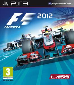 F1 2012 sur PS3 et XBOX 360