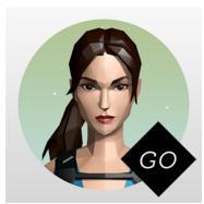 Jeu Lara Croft GO sur Android