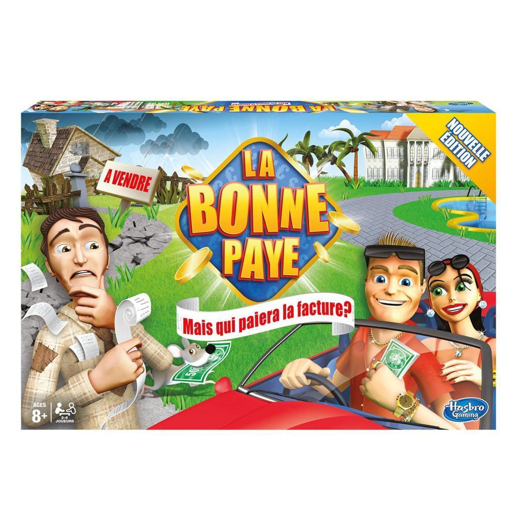 Jeu de société Hasbro 000324470 - La Bonne Paye