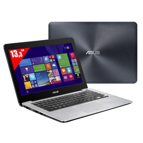 "PC Portable 13.3"" Asus X203-LA-FN187T (i3-4005U, 8 Go de Ram, SSD 128 Go)"