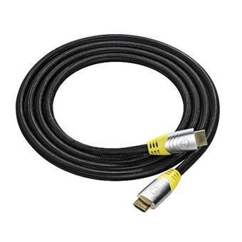Câble HDMI 1.4 Snakebyte High Speed avec Ethernet