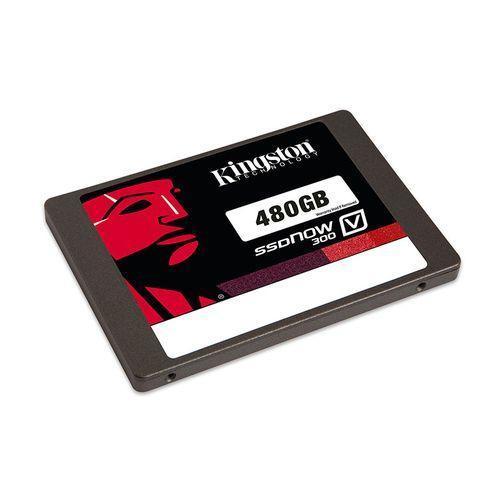 "SSD interne 2,5"" Kingston Now V300 480 Go (Mémoire MLC)"
