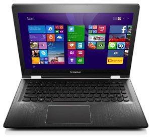"""PC Portable 14"""" Lenovo Yoga 500 Blanc - Intel i3, 4 Go de RAM, 500 Go"""