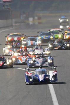 Invitation gratuite aux Essais Championnat du Monde d'Endurance FIA