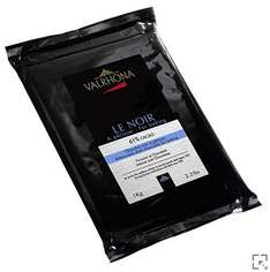 Bloc chocolat noir 61% Valrhona - 1 kg
