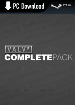 Valve Complete Pack : Lot de 24 jeux PC (Dématérialisés - Steam)