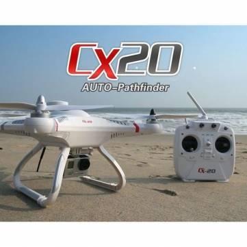 Drone Quadricopter Cheerson CX-20 - version RTF BigFlyShark Mode 1