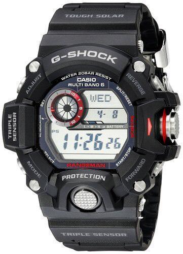 montre Casio G-Shock Rangeman GW-9400-1ER