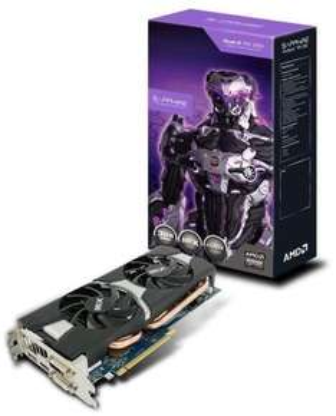 Carte graphique AMD Sapphire Radeon R9 280 Dual-X 3 Go - Reconditionnée (retrait en magasin)