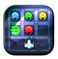Space Puzzle - Invaders Match 3 gratuit sur iOS (au lieu de 1.99$)