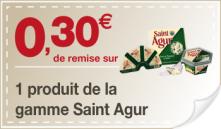 Fromage Saint Agur