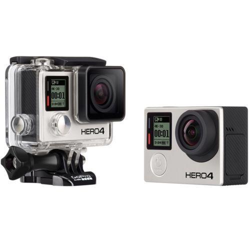 Caméra embarquée GoPro HERO4 - Black Edition + 53.85€ en SuperPoints