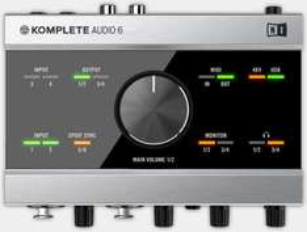 Komplete Audio 6 à 199€ chez tous les marchands