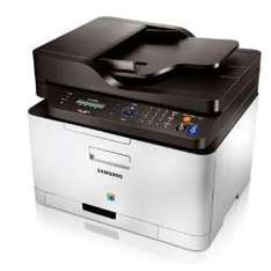 Imprimante Samsung CLX-3305FW Multifonction laser couleur 4-en-1 (USB 2.0/Wi-Fi)