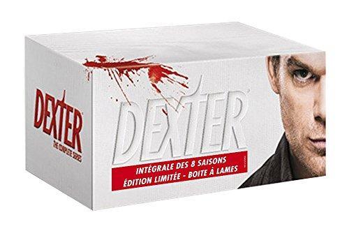 Coffret DVD Dexter - Saisons 1 à 8 + Blood Side Box