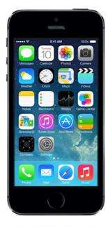 "Smartphone 4"" Apple iPhone 5S - 16 Go (Reconditionné)"