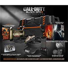 Call of Duty Black Ops 2 - Edition Care Package CoD BO 2 Collector XBOX 360 (avec drone and co)