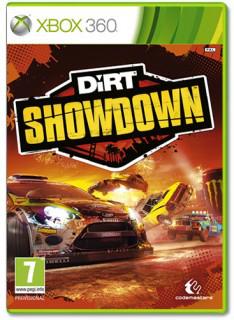 Dirt Showdown sur PS3 et XBOX 360